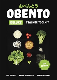 Obento Deluxe Teacher Toolkit - 9780170417662