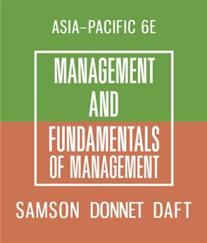 MindTap for Samson's Management, 2-term Instant Access - 9780170418706