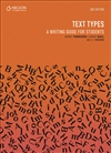 Text Types: A Writing Guide for Students
