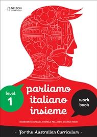 Parliamo Italiano Insieme 1 Workbook with USB - 9780170419352
