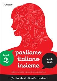 Parliamo Italiano Insieme 2 Workbook with USB - 9780170419369