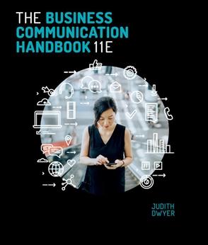 The Business Communication Handbook - 9780170419499