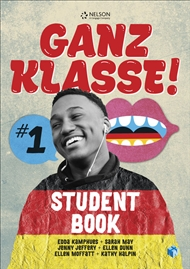 Ganz Klasse! 1 Student Book with 1 Access Code for 26 Months - 9780170419505