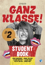 Ganz Klasse! 2 Student Book with 1 x 26 month NelsonNetBook access code - 9780170419512