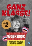 Ganz Klasse! 2 Workbook with 1 x 26 month NelsonNetBook access code