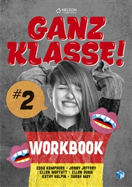 Ganz Klasse! 2 Workbook with 1 x 26 month NelsonNetBook access code - 9780170419529