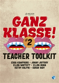 Ganz Klasse! 2 Teacher Toolkit with 1 x 48 month NelsonNetBook access code - 9780170419536