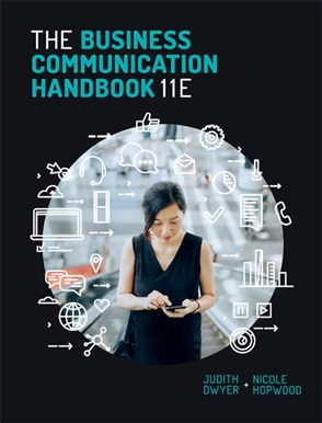 MindTap for Dwyer/Hopwood's The Business Communication Handbook, 2 term Instant Access - 9780170419703