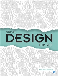 Nelson Design QCE Unit 1–4 Student Book with 1 Access Code for 26 Months - 9780170419918