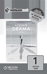 Living Drama (1 Access Code Card) - 9780170420044