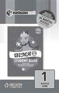 BIMA 1 1 Access Code Card - 9780170420181