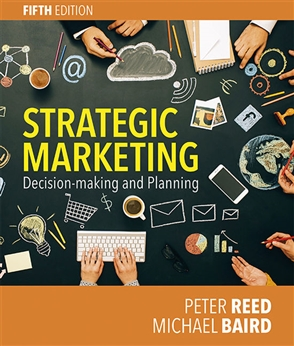 MindTap for Reed/Baird's Strategic Marketing: Decision-Making and Planning, up to 2 terms Instant Access - 9780170420549