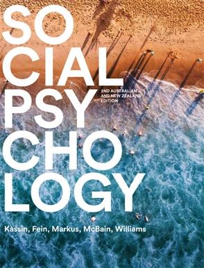 Social Psychology Australian & New Zealand Edition - 9780170420563