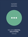 Nelson Digital Solutions for QCE Units 1–4 Student Book with 1 Access Code for 26 Months