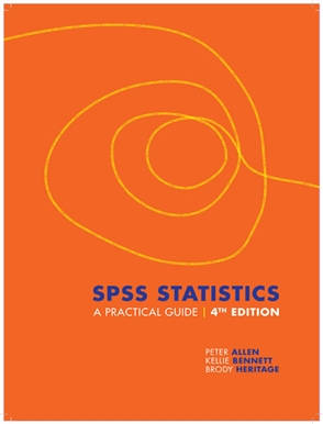 SPSS Statistics: A Practical Guide with Student Resource Access 12 Months - 9780170421140