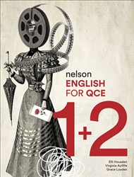 Nelson English for QCE Units 1 & 2 Student Book with 4 Access Codes - 9780170421638