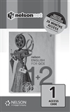 Nelson English for QCE Units 1 & 2 (1 Access Code Card)