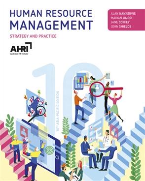 Human Resource Management - 9780170421843