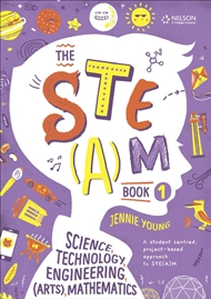 The STE(A)M Book 1 Student Workbook - 9780170421935