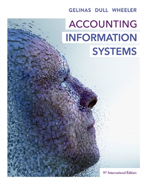 Accounting Information Systems - 9780170423687
