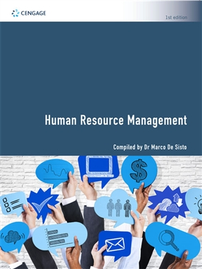 Human Resource Management - 9780170425162