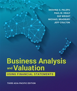 Business Analysis and Valuation: Using Financial Statements - 9780170425186