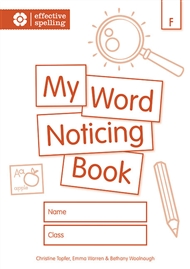 My Word Noticing Book Foundation - 9780170438162