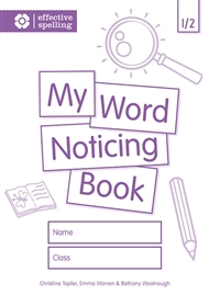 My Word Noticing Book 1/2 - 9780170438179