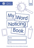 My Word Noticing Book 5/6