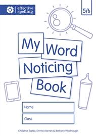 My Word Noticing Book 5/6 - 9780170438193