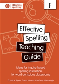 Effective Spelling Teaching Guide Foundation - 9780170438216