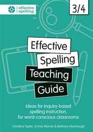 Effective Spelling Teaching Guide 3/4 - 9780170438230