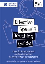 Effective Spelling Teaching Guide 5/6 - 9780170438247