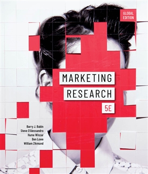 Marketing Research - 9780170438964