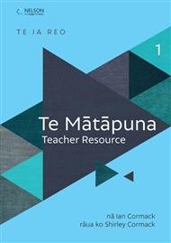 Te Matapuna: Teacher Resource - 9780170439121