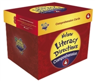 Nelson Literacy Directions Comprehension Cards Kit 4 USB - 9780170439282