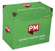 PM Emerald Guided Reading Cards Level 25-26 X 10 with USB - 9780170439343