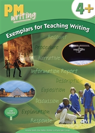 PM Writing 4 + Exemplars for Teaching Writing with USB - 9780170439817
