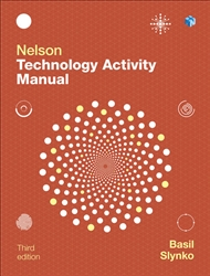 Nelson Technology Activity Manual WorkBook - 9780170439909