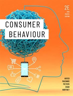 Consumer Behaviour - 9780170439978