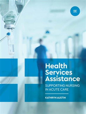 Health Services Assistance - 9780170441018
