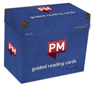 PM Sapphire Guided Reading Cards Level 29-30 X 10 with USB - 9780170441056