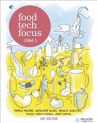 Food Tech Focus Stage 5 - 9780170442855