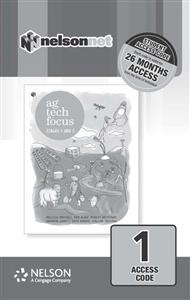 Ag Tech Focus 1 Access Code Card - 9780170443173