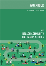 Community and Family Studies HSC Workbook with 1 26 Month Access Code - 9780170443258