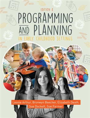 Programming and Planning in Early Childhood Settings - 9780170443357