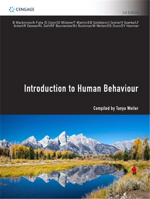 Introduction to Human Behaviour - 9780170444439