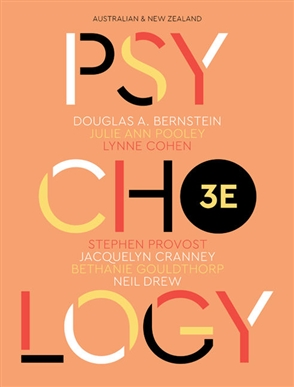 Psychology Australian and New Zealand Edition - 9780170445375