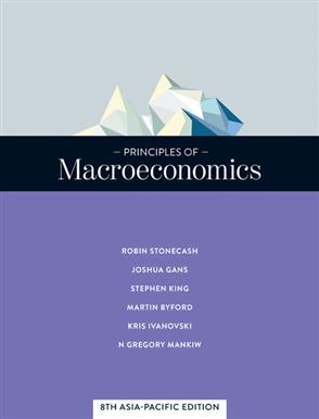 Principles of Macroeconomics - 9780170445658