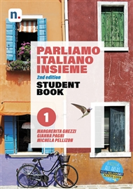 Parliamo italiano insieme Level 1 Student Book with 1 x 26 month NelsonNetBook access code - 9780170445818